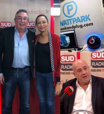 WattPark sur Sud Radio le 12 janvier 2020